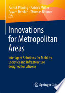 Innovations for Metropolitan Areas Book
