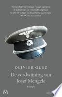 De Verdwijning Van Josef Mengele