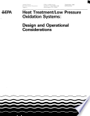 Heat treatment low pressure oxidation systems   design and operational considerations