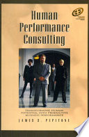 Human Performance Consulting