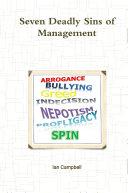 Seven Deadly Sins of Management