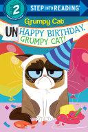 Unhappy Birthday  Grumpy Cat   Grumpy Cat