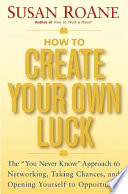 How to Create Your Own Luck Book