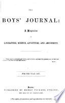 The Boys  Journal