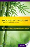 Geriatric Palliative Care