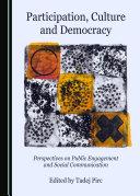 Participation  Culture and Democracy
