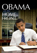 Obama on the Home Front Pdf/ePub eBook