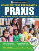 Praxis: Core Academic Skills for Educators (5712, 5722, 5732)