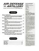Air Defense Artillery