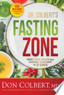 Dr Colbert S Fasting Zone Book