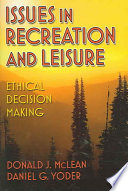 Issues in Recreation and Leisure