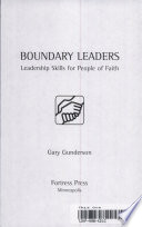 Boundary Leaders PDF