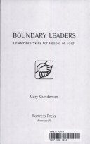 Boundary Leaders