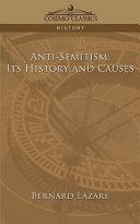 Anti-Semitism [Pdf/ePub] eBook