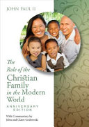 The Role of the Christian Family in the Modern World