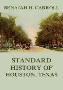 Standard History of Houston Texas Pdf/ePub eBook