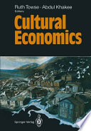 Cultural Economics