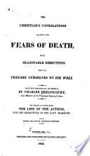 The Christian's Consolations Against the Fears of Death