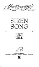 Siren Song Book