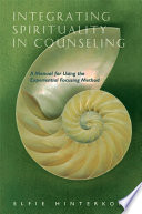 Integrating Spirituality in Counseling