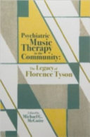 Psychiatric Music Therapy in the Community