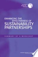 Enhancing the Effectiveness of Sustainability Partnerships