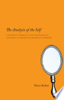 The Analysis Of The Self Book PDF