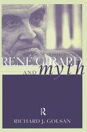 Rene Girard and Myth