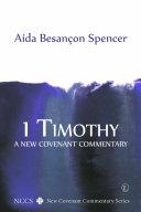 1 Timothy [Pdf/ePub] eBook