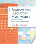Fundamental Laboratory Mathematics Book