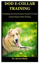 Dog E Collar Training