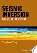 Seismic Inversion Book