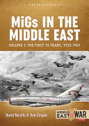 MiGs in the Middle East Volume 1 Book