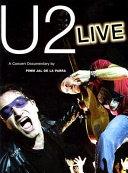 U2 Live Book