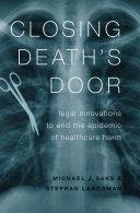 Closing Death s Door