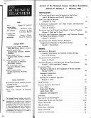 The Science Teacher Book PDF