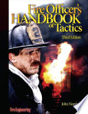 Fire Officer S Handbook Of Tactics Book PDF