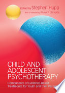 Child and Adolescent Psychotherapy Book