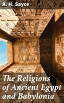 Pdf The Religions of Ancient Egypt and Babylonia