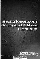 Somatosensory Testing   Rehabilitation Book