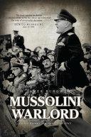 Mussolini Warlord