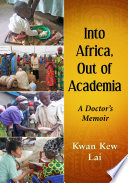 Into Africa  Out of Academia
