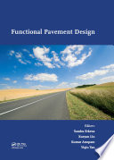 Functional Pavement Design