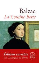 La Cousine Bette [Pdf/ePub] eBook