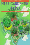 Herb Gardening in Texas
