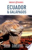 Insight Guides Ecuador Galapagos Travel Guide Ebook