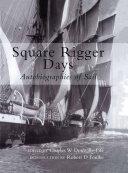 Square Rigger Days [Pdf/ePub] eBook