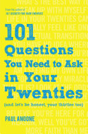 101 Questions You Need to Ask in Your Twenties