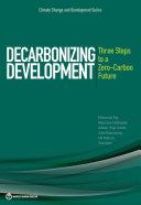 Pdf Decarbonizing Development Telecharger