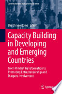 Capacity Building in Developing and Emerging Countries